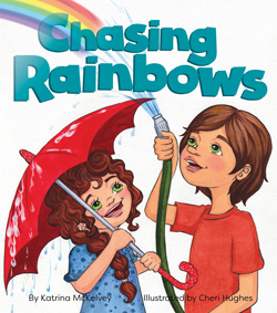 Chasing Rainbows by Katrina McKelvey